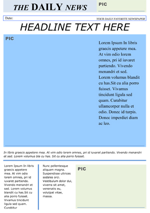 Newspaper Template For Microsoft Word from www.extranewspapers.com